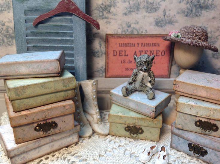We Love Miniatures by Annie Christensen