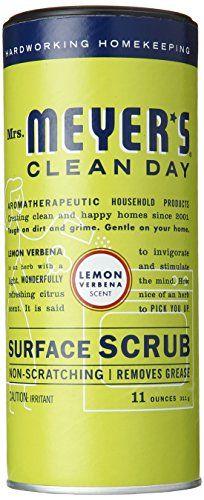 Mrs. Meyer's Clean Day Surface Scrub, Lemon Verbena, 11 oz - http://astore.amazon.com/home_garden_tools-20/detail/B000S5TJ5Y