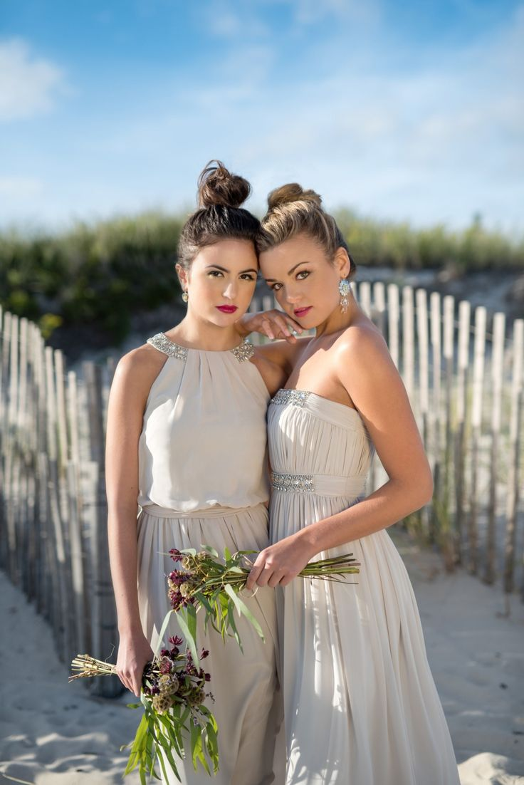 259 best beach wedding dresses and ideas images on pinterest searching for sparkling bridesmaid dresses shine in donna morgan exclusives from davids bridal featuring sweeping silhouettes upscale embellishment ombrellifo Image collections