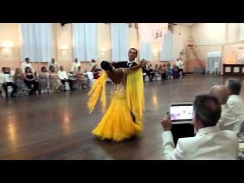 CEZAR & KATERINA VIENNESE WALTZ - GIBRALTAR - YouTube