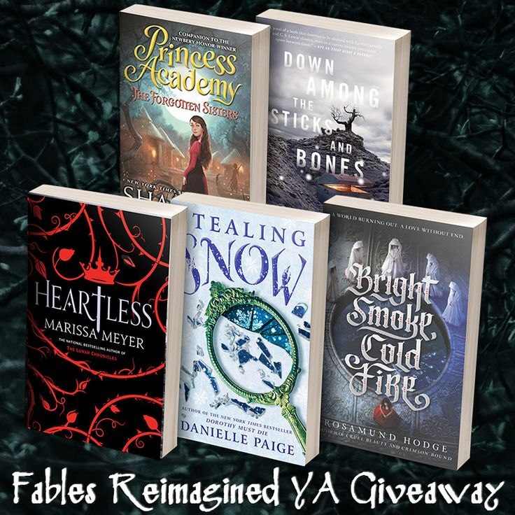 Fables Reimagined YA Giveaway