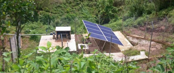Mexsol: energia solar en México - Bombeo de agua con energia solar