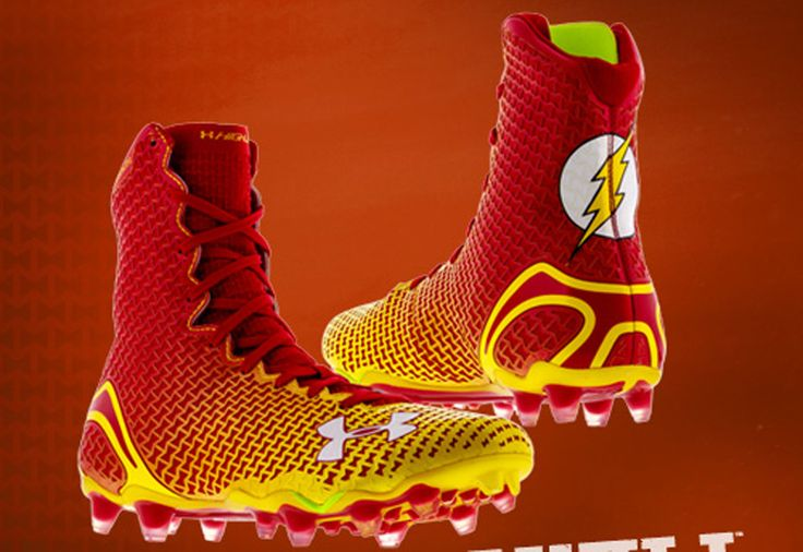 Under Armour Cool Superhero Cleats | Flash
