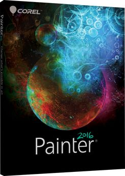 Corel Painter 2016 Educational - MFG Number PTR2016MLDPA