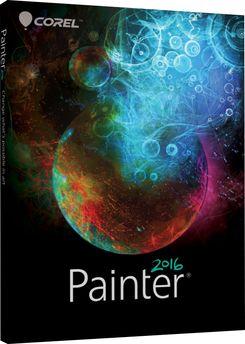 Corel Painter 2016 Educational - MFG Number PTR2016MLDPA