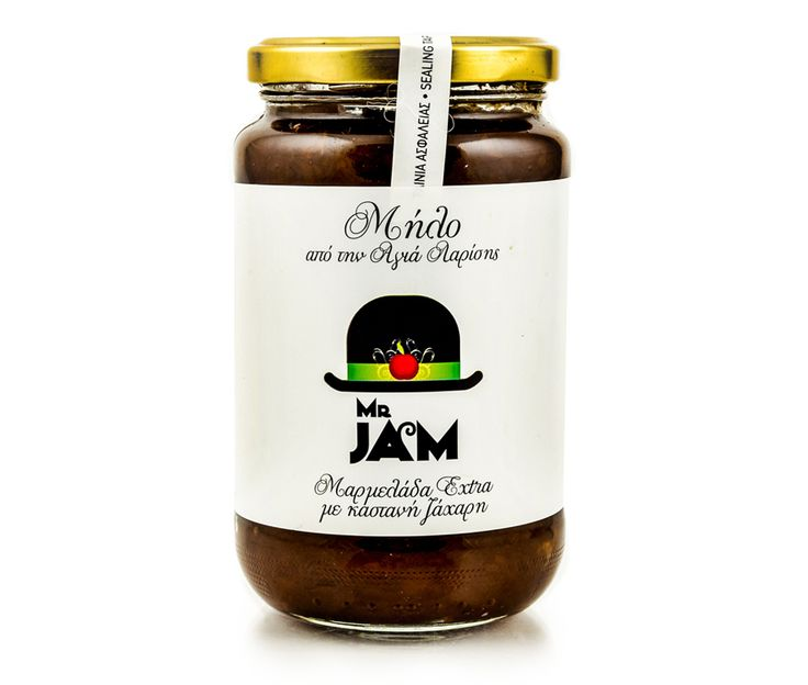 Jam from fresh apples with partially processed brown sugar and lemon juice. Contains no colouring substances, pectin and preservatives.  Store in a cool, dry place. After opening refrigerate + 5 ° c for 2 months.