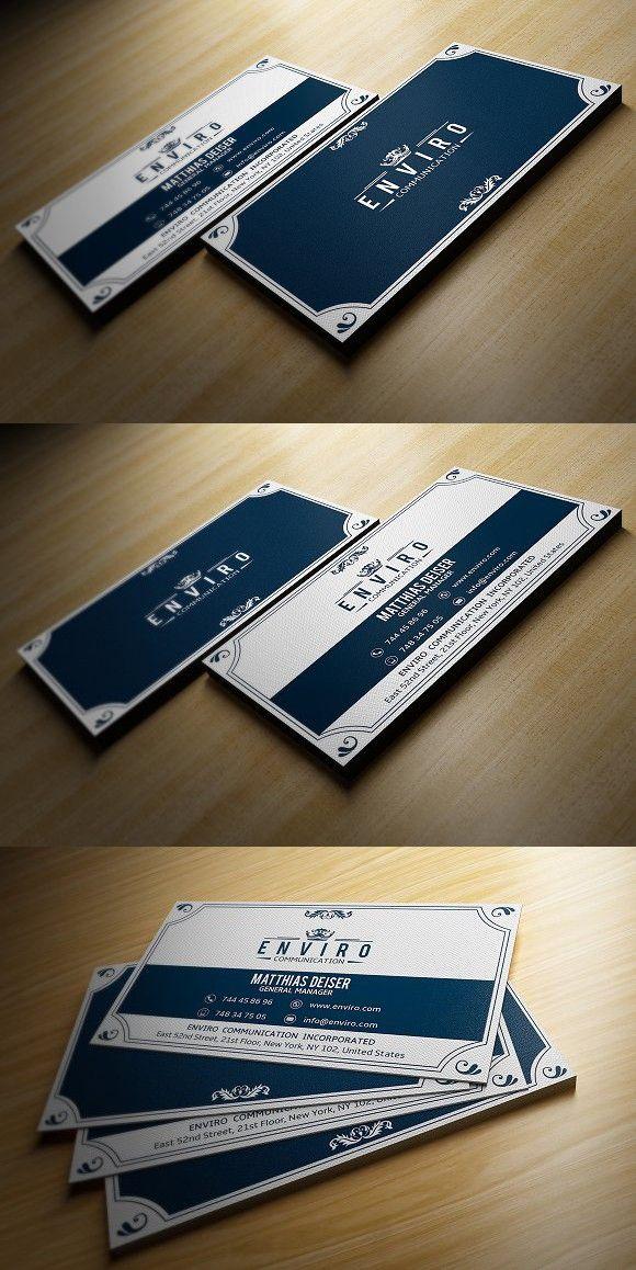 Retro Business Card Retro Business Card Cleaning Business Cards Unique Business Cards