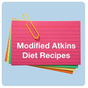 Nutricia KetoCal- Recipes for the Modified Atkins Diet