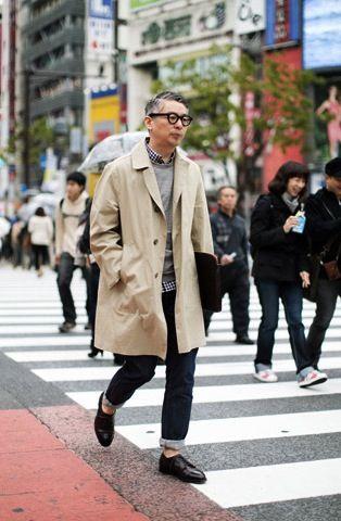 TAKAHIRO KINOSHITA EDITOR-IN-CHIEF, POPEYE MAGAZINE- TOKYO, JAPAN
