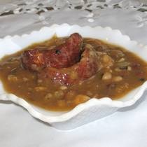 Croatian Bean Soup- Grah i Varivah (can't wait to try this recipe...hubby will love it! :)