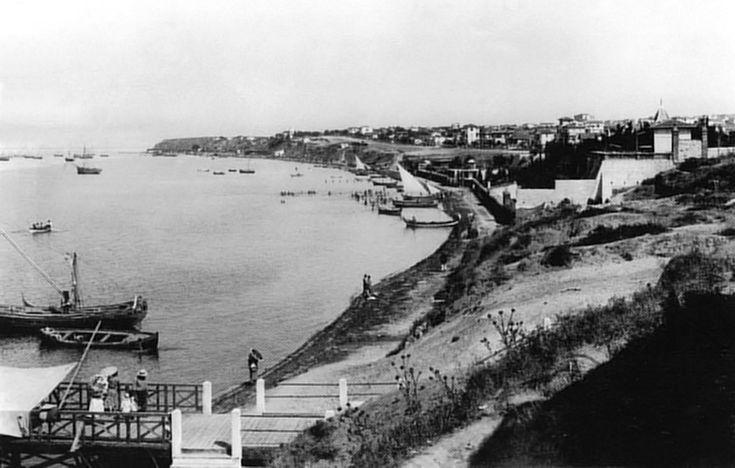 Η παραλία της Αρετσούς το 1930