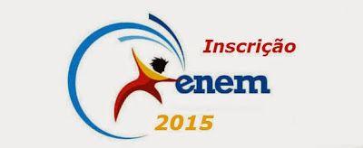 Blog Paulo Benjeri Notícias: Inscrição para Enem 2015 abre em 25 de maio e tem ...