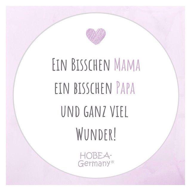 Ein Bisschen Mama Ein Bisschen Papa Und Ganz Viel Wunder