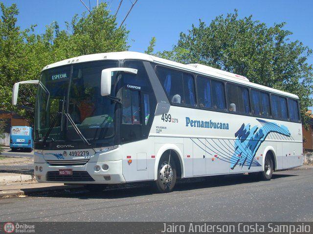 Viação Pernambucana Transporte e Turismo 279 por Jairo Anderson Costa Sampaio