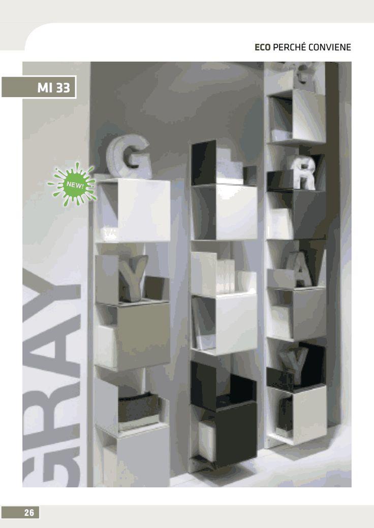 nuova #libreria Iron www.moretticompact.com