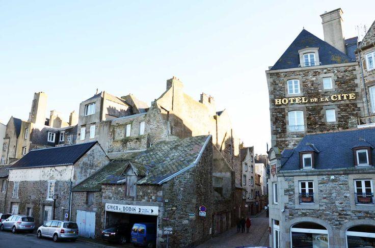 Saint-Malo, una città di pirati, santi ed esploratori. Vieni a scoprire di più su www.arttrip.it