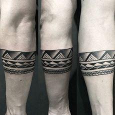 Tatuajes Maories Brazaletes Cool Brazaletes Maories Tatuajes