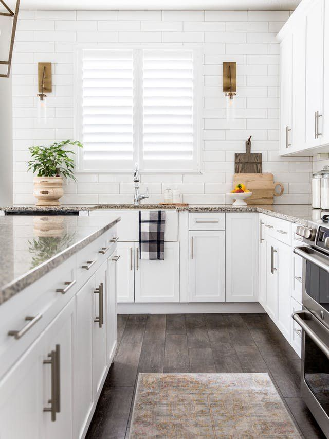 10 Gorgeous Kitchens That Prove You Need To Put A Rug In There