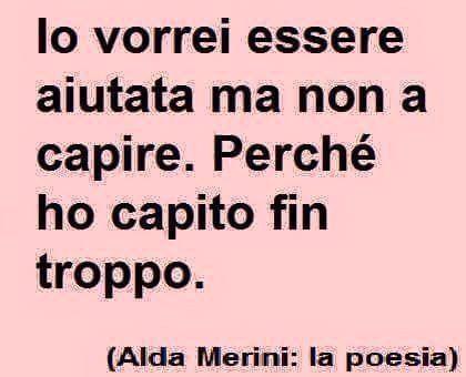 "Alda Merini ""Verissimo"""