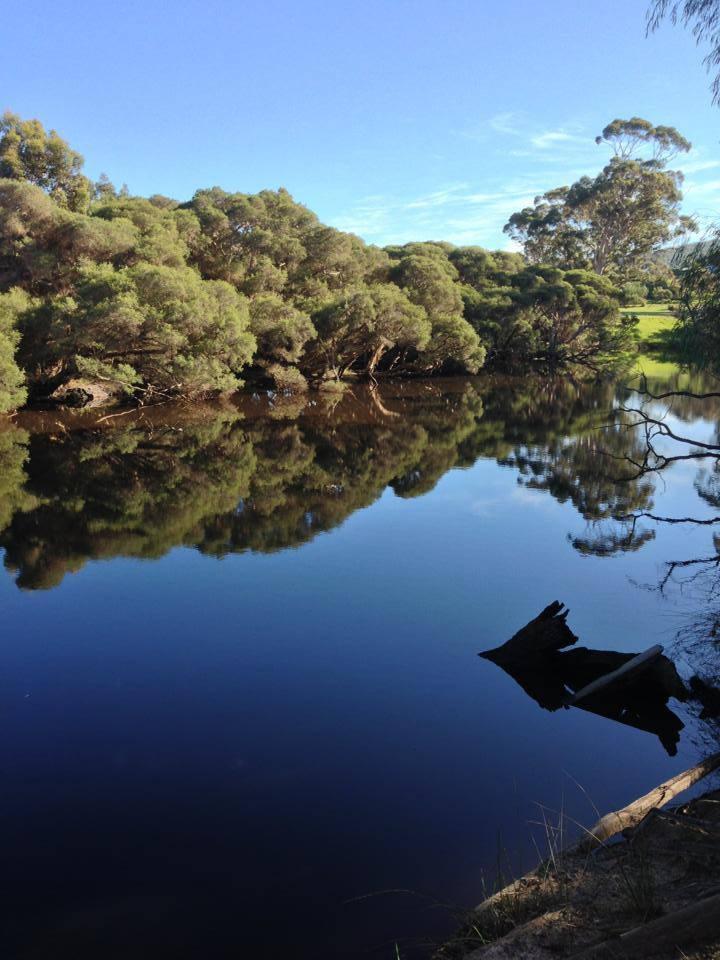 The Denmark River Denmark, Western Australia