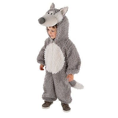 toddler big bad wolf costume kids halloween one step ahead baby - Wolf Halloween Costume Kids