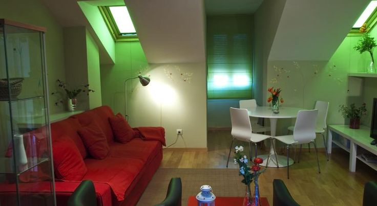 Apartamentos Alfonso XIII La Granja de San Ildefonso Offering modern apartments, Apartamentos Alfonso XIII is set close to San Ildefonso's La Granja Palace and Gardens. Surrounded by the Sierra de Guadarrama Mountains, the town is a 40-minute drive from the nearest ski slopes.
