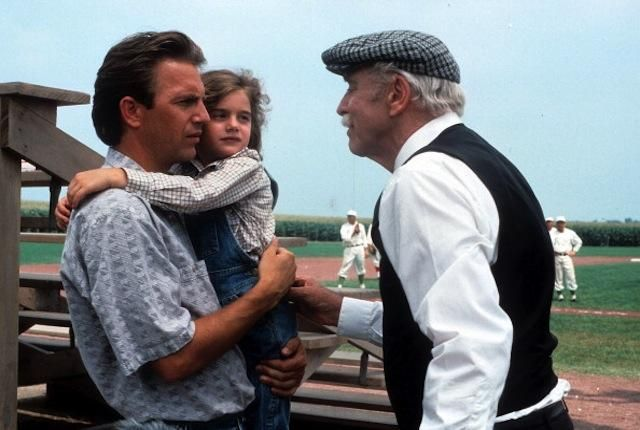 It's not heaven. It's a polarizing baseball movie set in Iowa.  25 Fast Facts About 'Field of Dreams' | Mental Floss