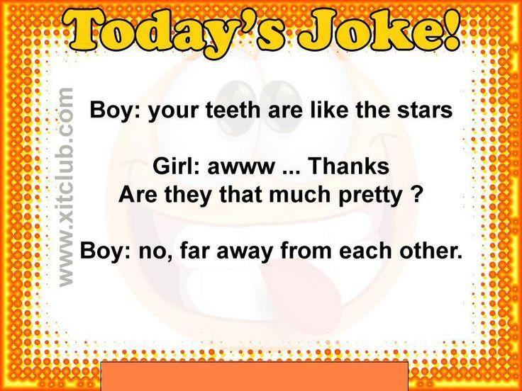 Today's Joke – Daily Very Funny Jokes