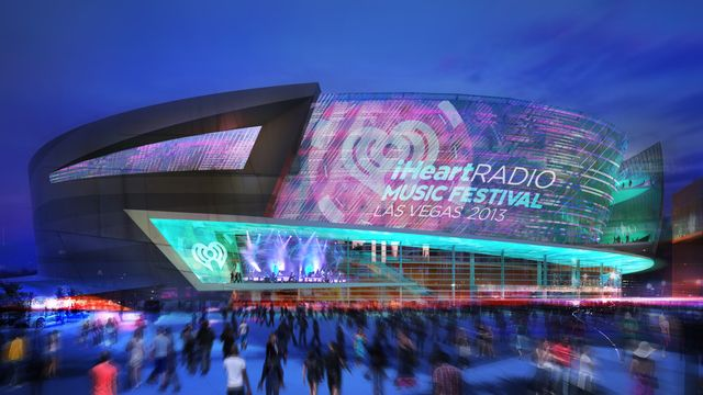 MGM Resorts International & AEG announced they have finalized a $200 million bank facility to fund the development & construction of a new 20,000 seat arena