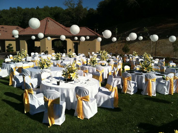 Four Outdoor Wedding Decorations Top Decoration Ideas For