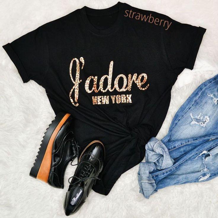 Leopard J'Adore T-Shirt