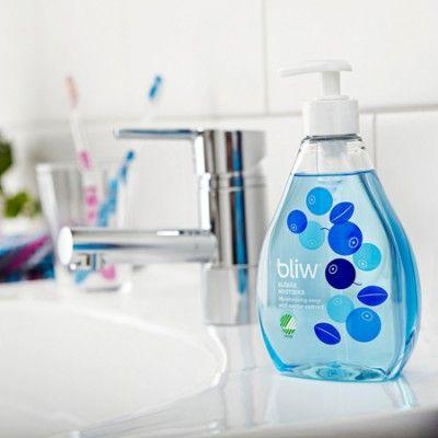 bliw(ブリュー)ポンプ式 ブルーベリー