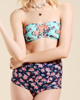 Lolli Mixed Floral Bikini - $68.00