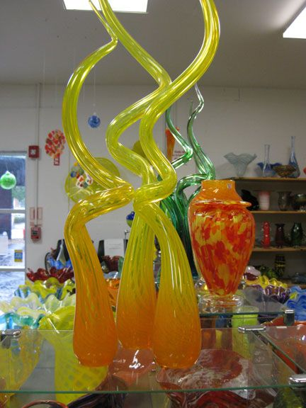 Morean Art Center, St. Petersburg, Florida     We stopped by St. Petersburg on our way from Fort Myers to Orlando. The weather turned wet d...
