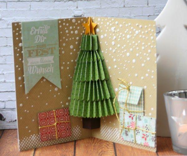 48 besten weihnachtskarten pop up karten weihnachten bilder auf pinterest weihnachtskarten. Black Bedroom Furniture Sets. Home Design Ideas