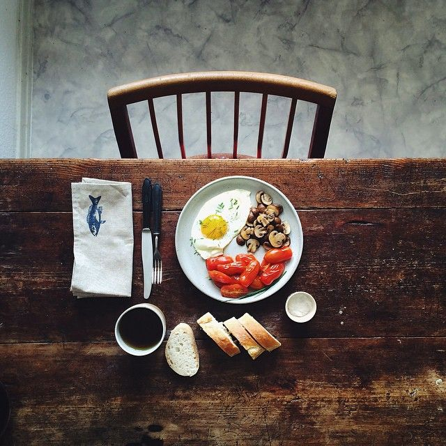 Start your morning with an egg breakfast