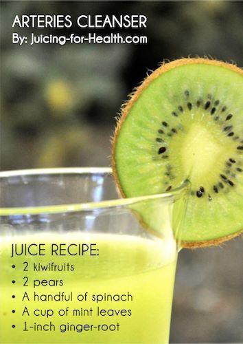 Kiwis et poires (avec images)   Recettes de smoothie sains