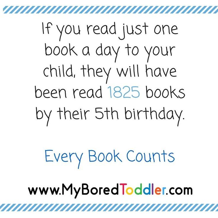 Image result for if you read a child a book a day to your child