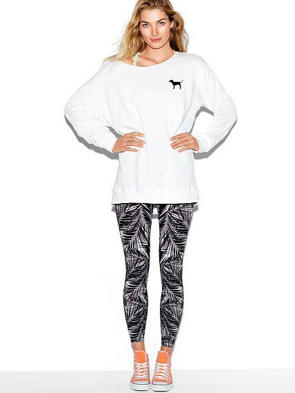 Fashion Legging - PINK - Victoria's Secret #VSPink