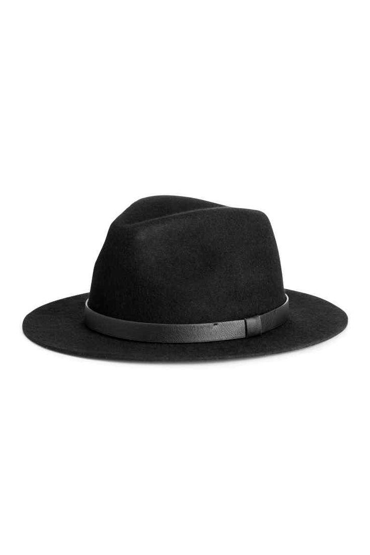 Wełniany kapelusz   H&M
