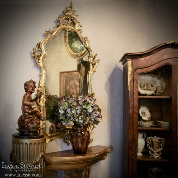 Maison Decor French Country Enchanting Yellow White: 99 Best Images About Italian Antiques