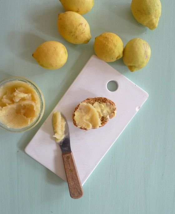 Lemoncurd - Louisa Lorang