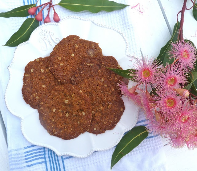 Love this Australia Day suggestion of native fauna & anzac cookies <3