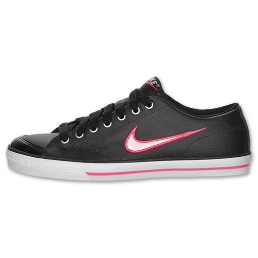 Nike Women's Capri Leather Lace Up Casual Shoe