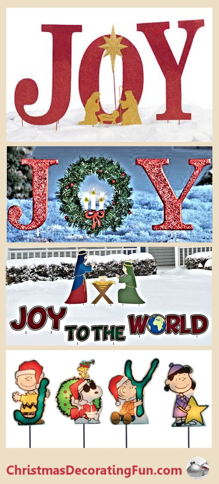 Joy To The World These Outside Christmas Decorating Ideas Are Just Some Of Fabulous