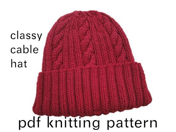 263 Best Knitted Hat Patterns Images By Marsha Stewart On Pinterest