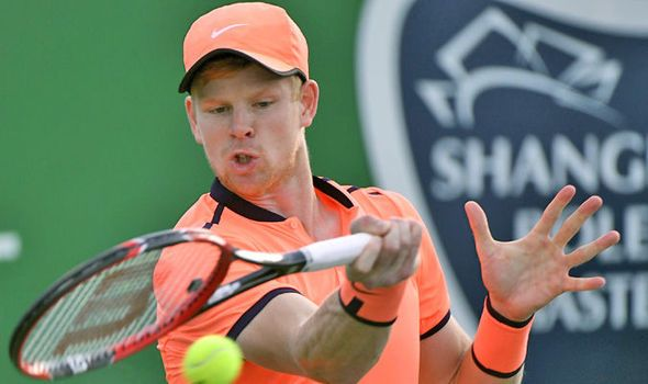 Kyle Edmund to face Stan Wawrinka in second round of Shanghai Masters as he continues rise