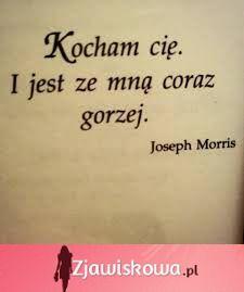 Kocham Cię...