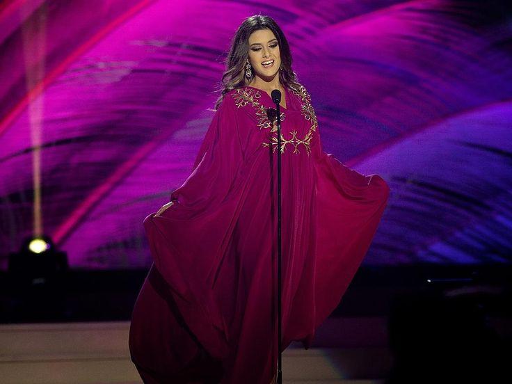 Miss Lebanon, Saly Greige