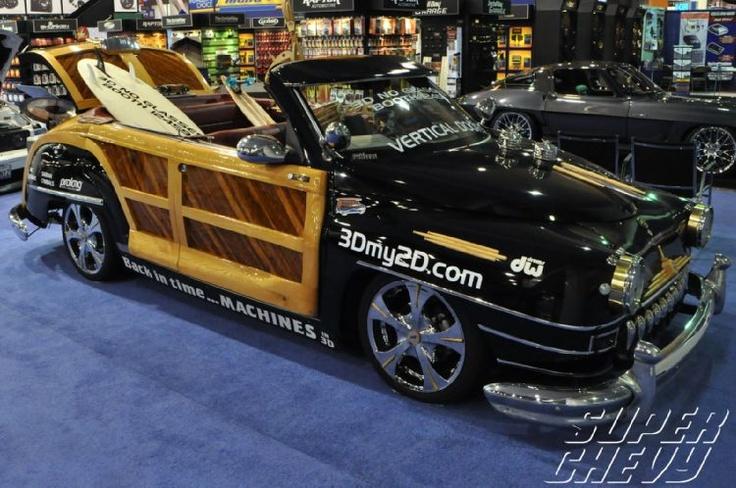 Pin by benzel busch motor car corp on crazy custom cars for Benzel busch motor car